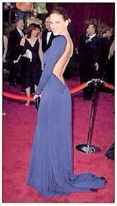 Vestidos de los Oscar - Hilary-Swank