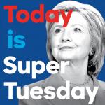 supermartes - Hillary Clinton
