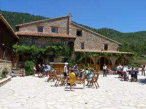 Casas rurales - Mas de Borràs