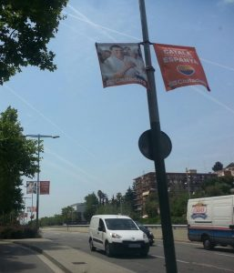 Ciudadanos - campaña austera