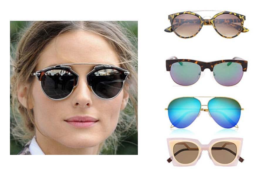 19a42e6645 Las gafas de sol más que un complemento son un reflejo de nuestra  personalidad, ellas nos aportan misterio mientras ocultan la mirada, y, a  la vez dejan ...