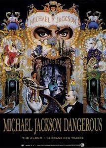 michal jackson - dangerous