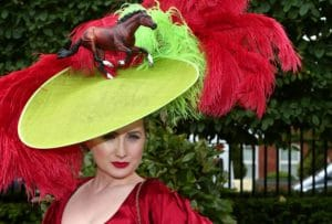 Sombreros de Ascot