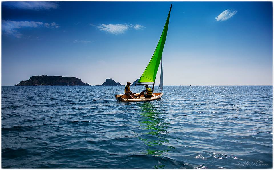 Illes Medes en la Costa Brava de Girona
