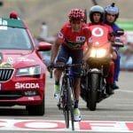 Vuelta a España 2016 - Quintana