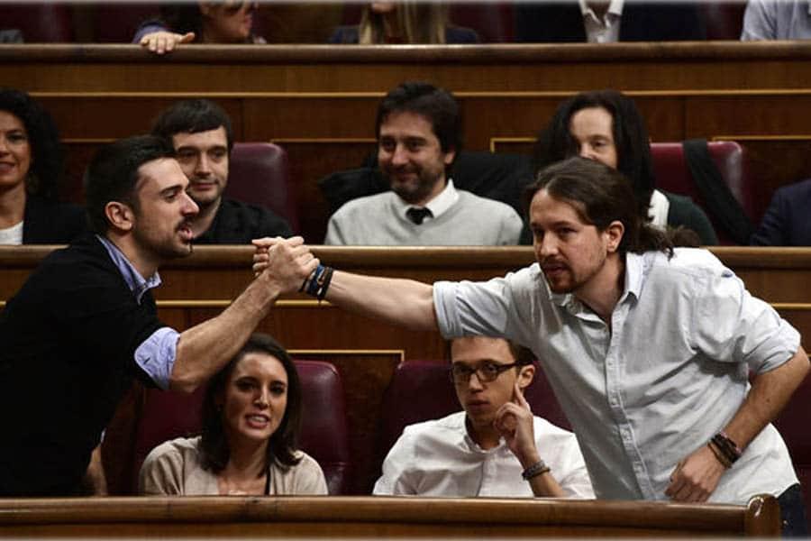 Cuánto gana Pablo Iglesias