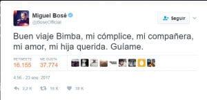Bimba Bosé