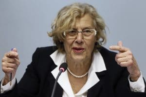 política española-Carmena