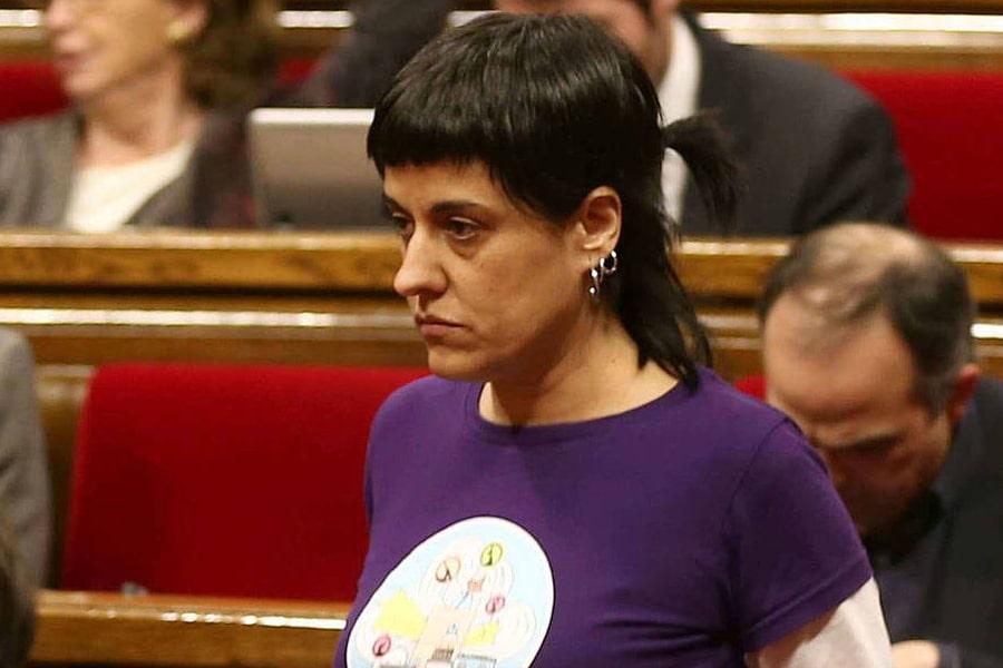 La CUP contra la Iglesia católica como primer objetivo en una supuesta república catalana