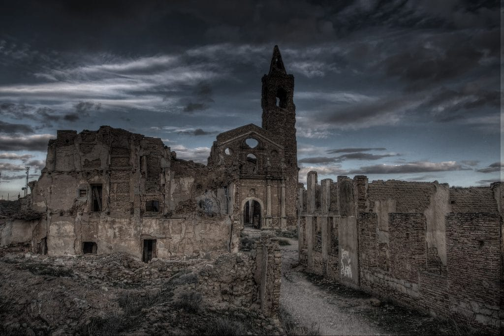 6 lugares más terroríficos de España