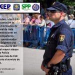 Comunicado sindicatos de la policía