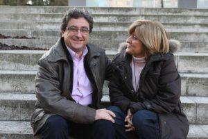 Enric Millo dona el riñón a su esposa
