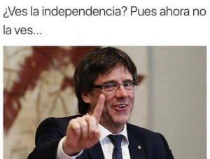 Las mejores memes del referéndum