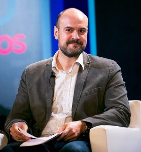 Juan Arza. Analista de la actualidad en Cataluña