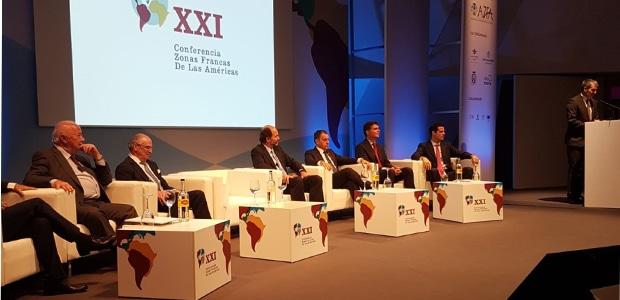 Congreso Mundial de Zonas Francas de la WZFO