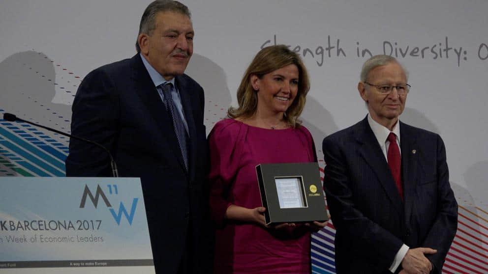 Consorci de la Zona Franca, premiado en la MedaWeek