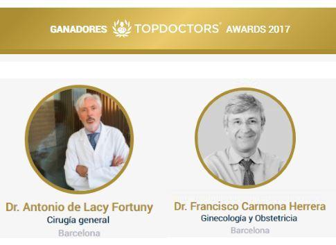 Top Doctors Awards 2017