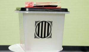 urna referéndum ilegal 1-o