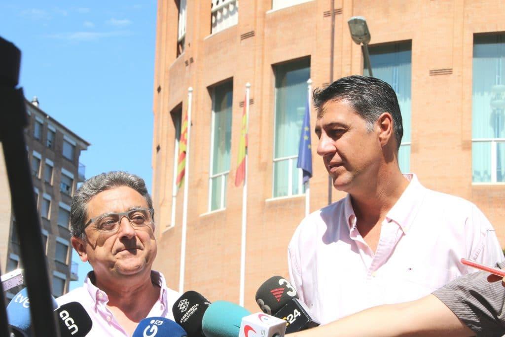 García Albiol y Enric Millo fueron espiados por una unidad de élite de los Mossos