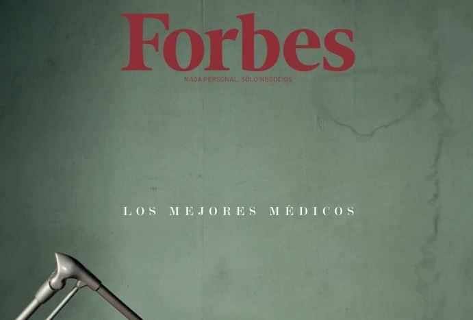 Mejores médicos de España según Forbes