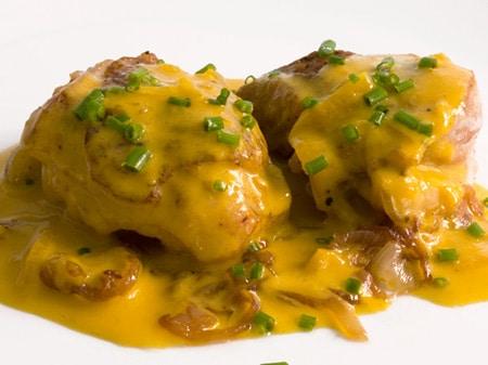 Pollo en Pepitoria: receta económica, fácil y tradicional.