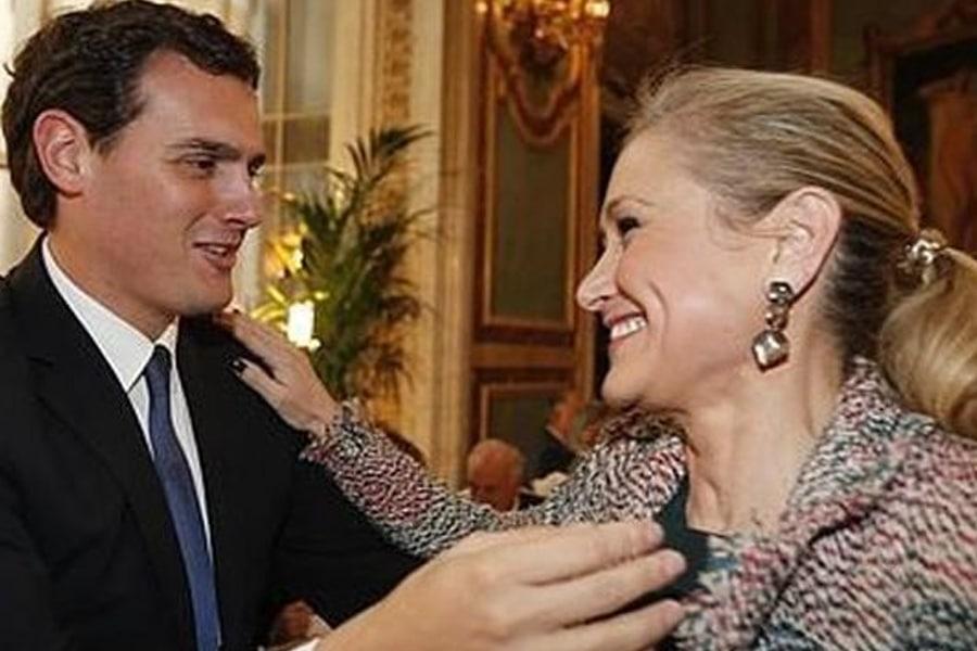 ¿Se confunde Albert Rivera en pedir la dimisión de Cristina Cifuentes?