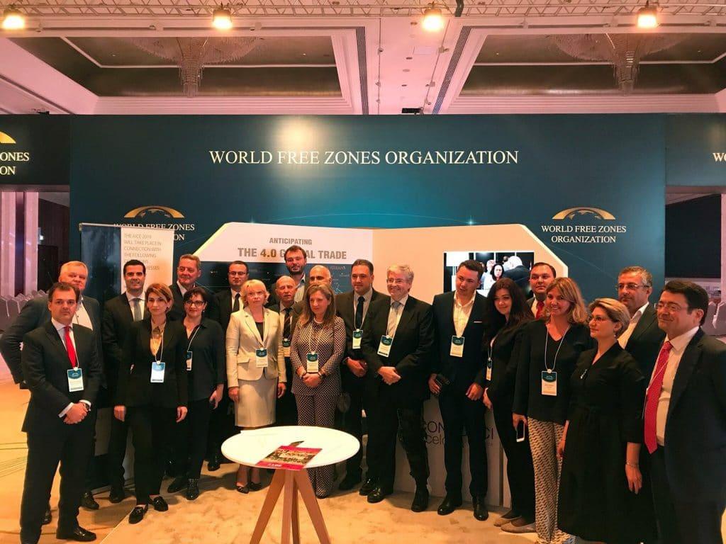 Congreso Mundial de Zonas Francas en Dubai