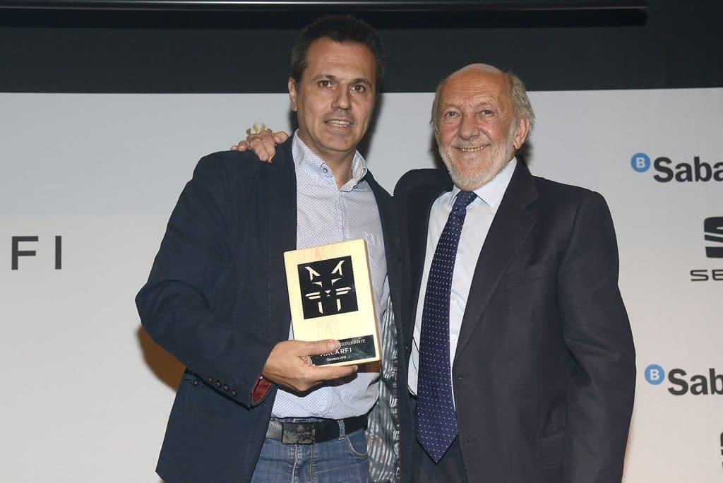 Gala de entrega de los premios Macarfi 2018