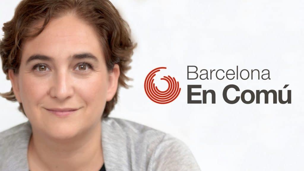 Ada Colau - Barcelona en Comú