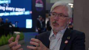 MWC de Barcelona 2019. El Dr. Antonio de Lacy realiza la primera cirugia 5G a nivel mundial. Entrevista al Dr. de Lacy