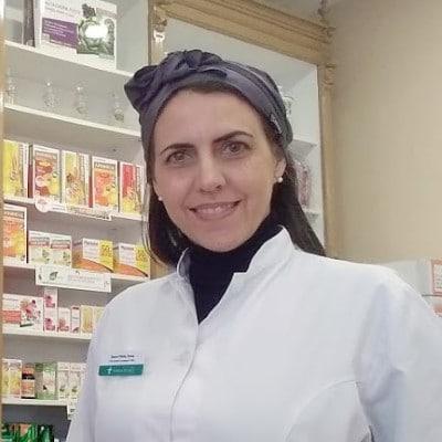 Lcda. Sonia Quero. Farmacéutica