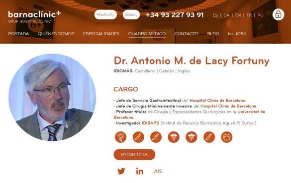 barnaclinic- Hospital Clinic de Barcelona