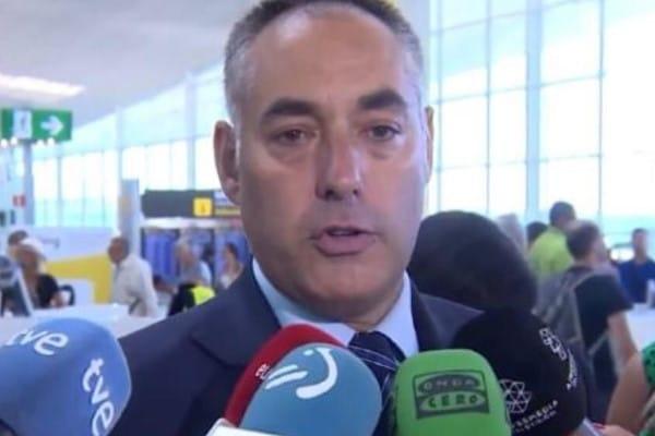 Ignacio Rubio. Consultor aeronáutico y abogado
