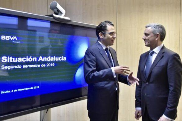 BBVA Research: Andalucía será la comunidad autónoma que más crezca en 2020
