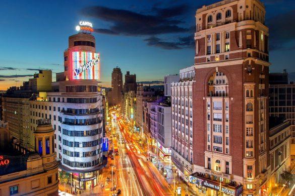 Madrid, la ciudad que debes visitar por lo menos una vez en la vida