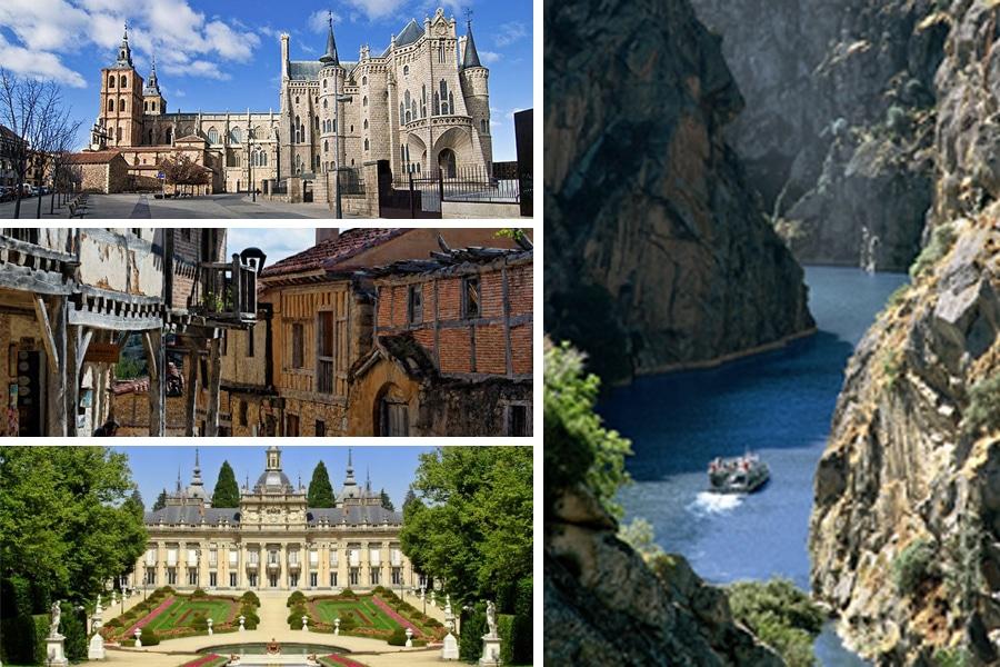 5 Destinos imprescindibles que ver en Castilla y León.