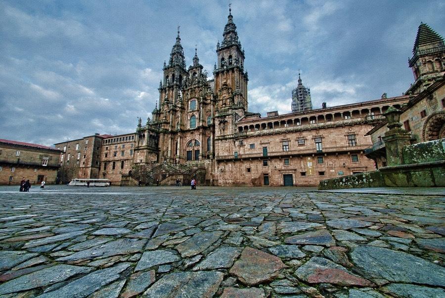 Galicia-Santiago de Compostela