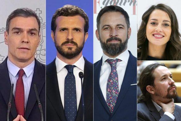A quién votarías si se adelantasen las elecciones