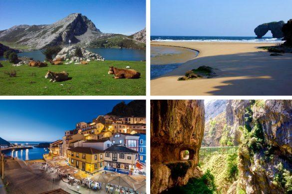 5 Destinos imprescindibles que ver en Asturias