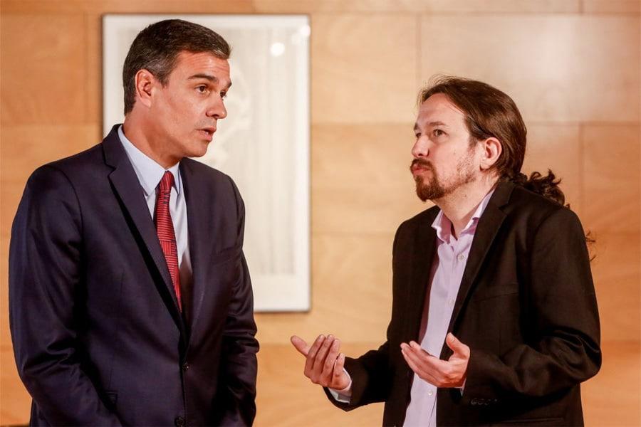 ¿Apoyarías los Presupuestos Generales de Pedro Sánchez y Pablo Iglesias?
