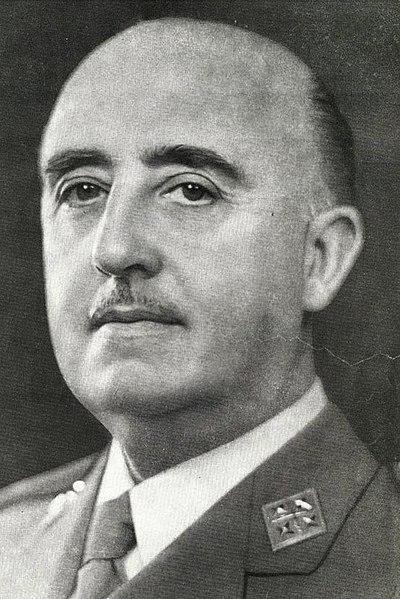 Francisco Franco. Imagen del caudillo