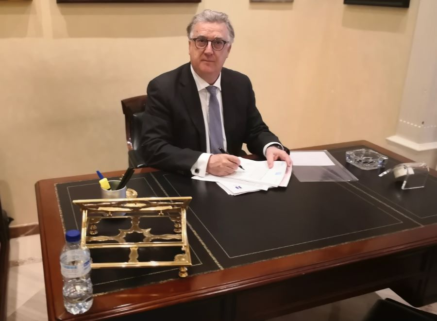 Antoni Bosch, notario en Barcelona