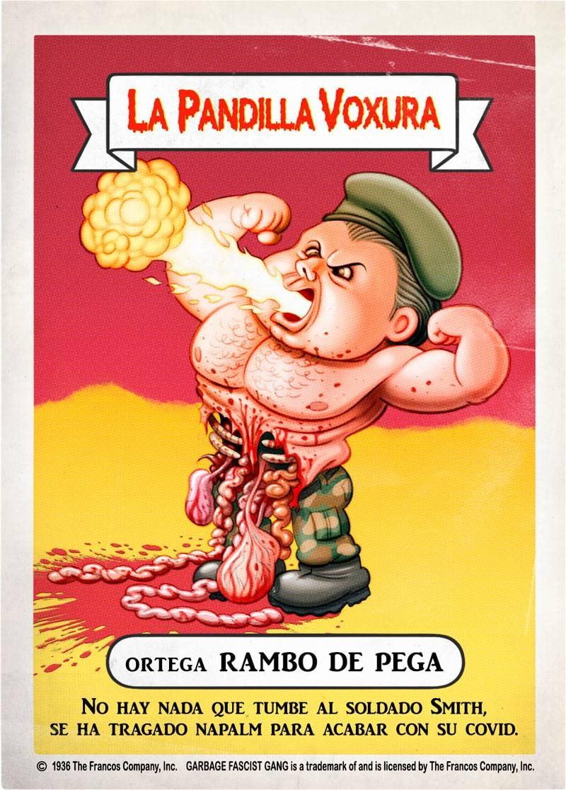 Vox señala a Ricardo Rodrigo, presidente del grupo editorial RBA