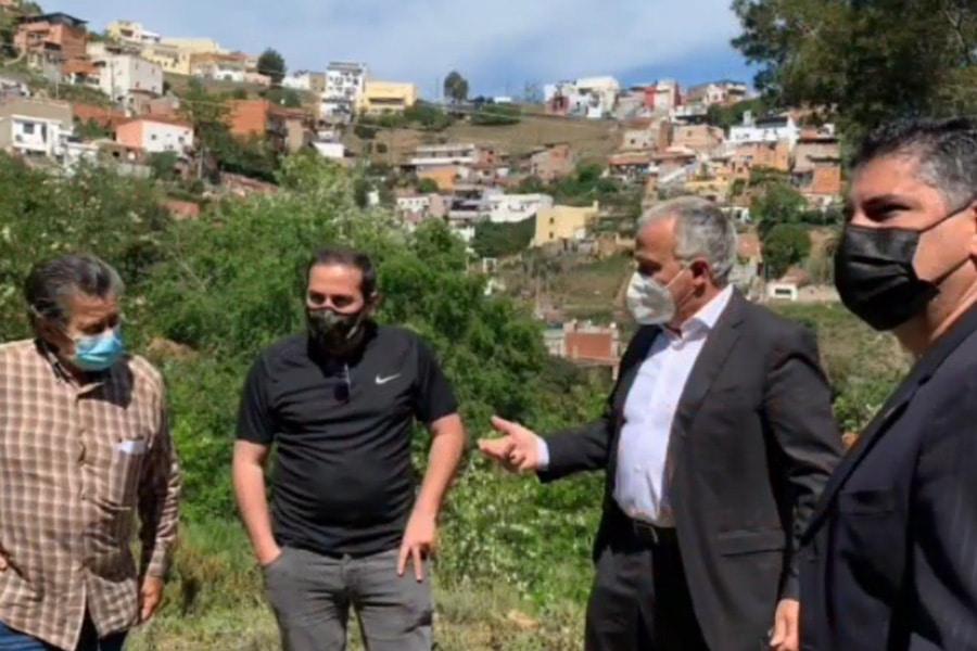 El PP instará en el pleno de Nou Barris a retirar las tuberías de uralita del barrio de Torre Baró